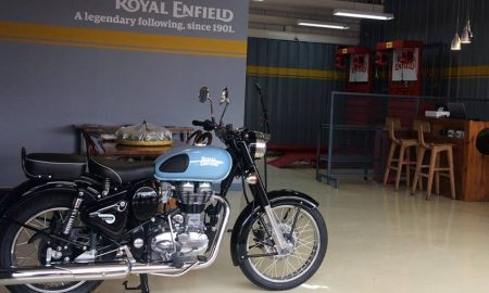 Royal Enfield Service Center BSD City
