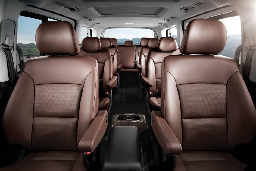Hyundai Grand Starex Facelift