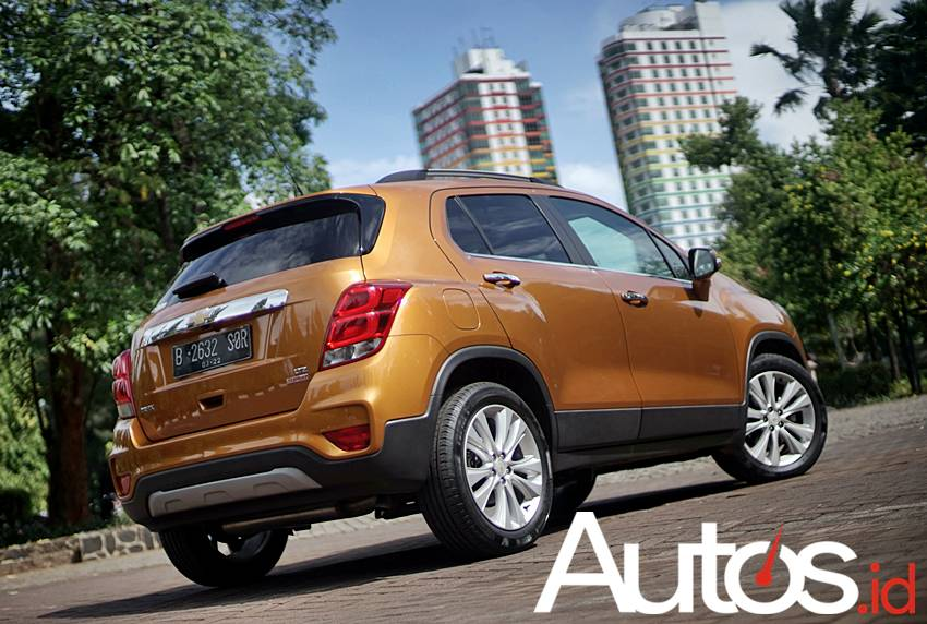 Chevrolet Trax Facelift