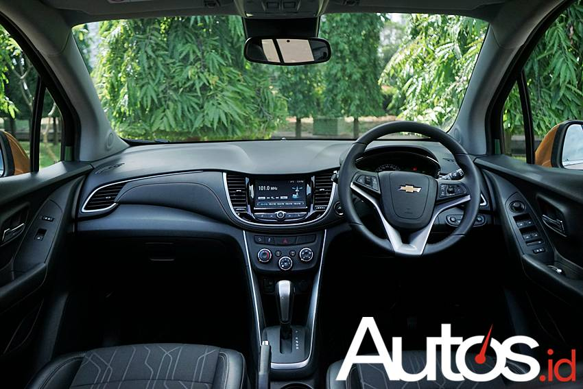Chevrolet Trax Facelift