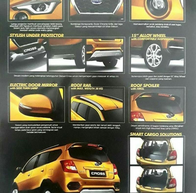 Datsun CROSS CVT