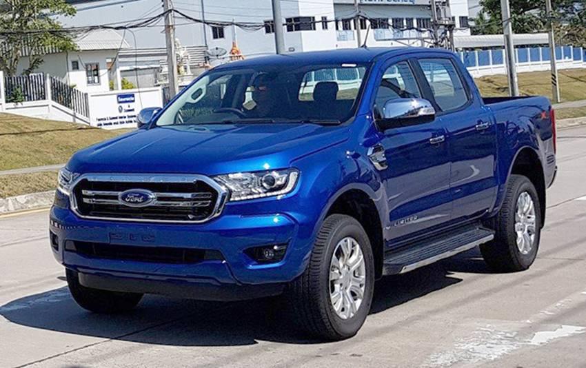 Ford Ranger Terbaru