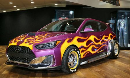 Hyundai All New Veloster 2019