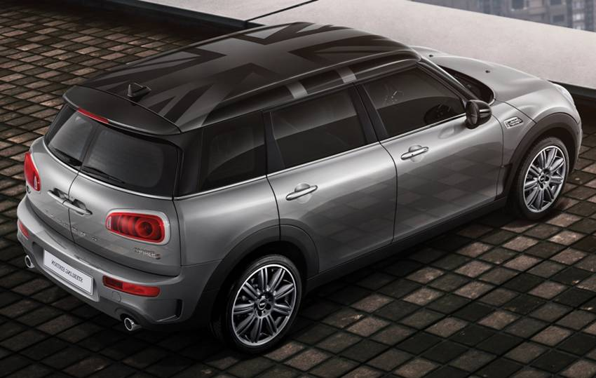 MINI Clubman Sterling Edition