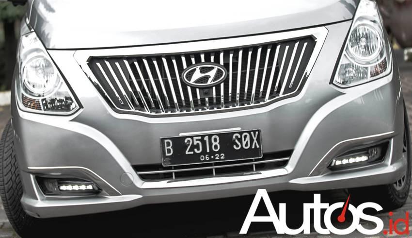 New Hyundai H-1 Royale 2017