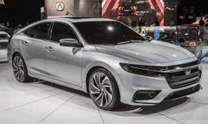 All New Honda Insight