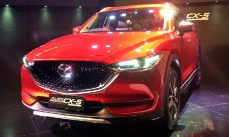 All New Mazda CX-5 Anniversary Edition 2018
