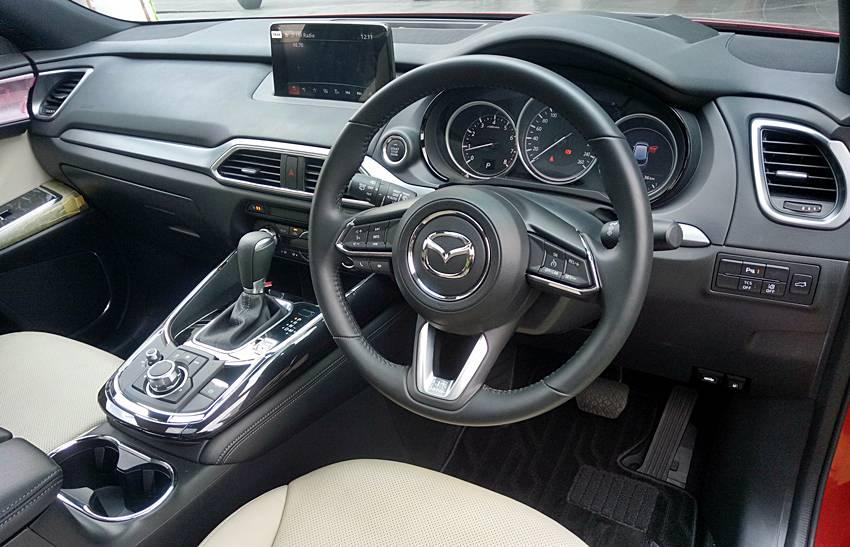 All New Mazda CX-9