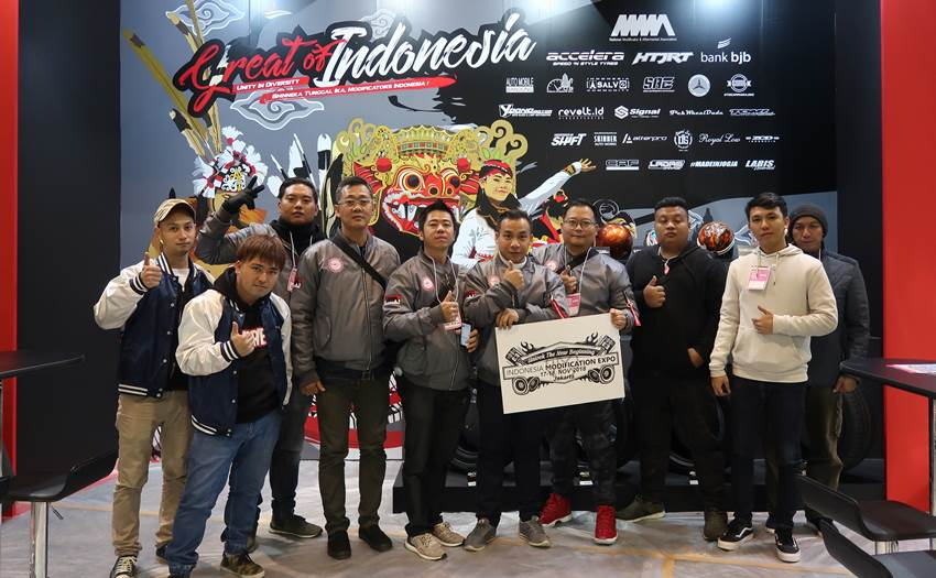 Great Indonesia Osaka Automesse 2018