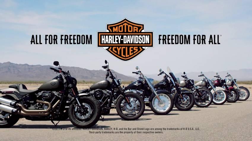 Harley-Davidson MY 2018