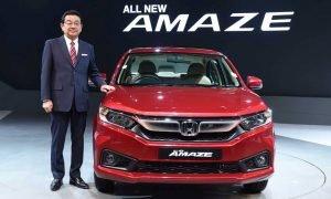 All New Honda Amaze