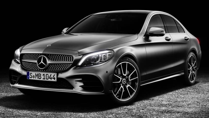 Mercedes-Benz C-Class W205 facelift