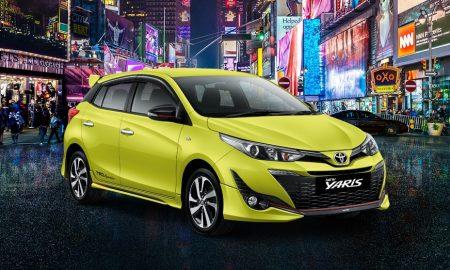 Toyota Yaris 2018 Indonesia