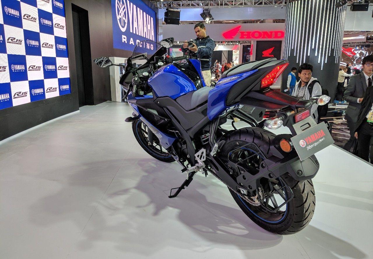 Yamaha Yzf R15 Baru Seharga Rp 26 Juta Pakai Desain Dan Fitur R1