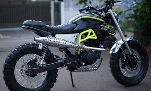 All New Honda CB150 Verza modifikasi