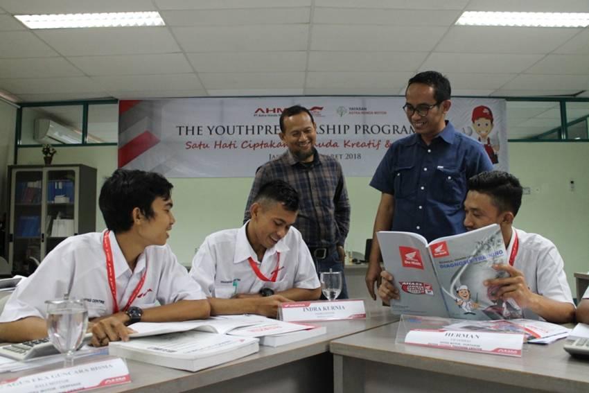 Astra Honda Youthpreneurship Program