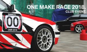 BMWCCI One Make Race 2018