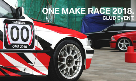 BMWCCI One Make Race 2018