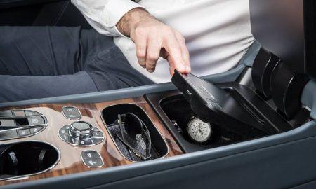 Bentley Biometric Mulliner