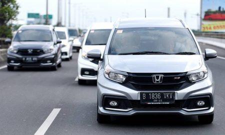 Final Honda Mobilio Battle of Efficiency