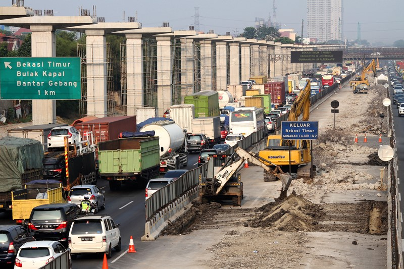 ganjil genap di Tol Jakarta-Cikampek