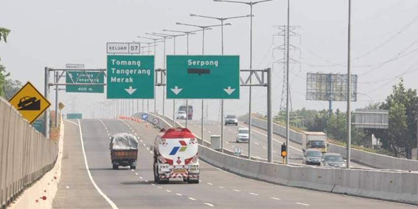 Ganjil Genap di Tol Tangerang