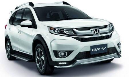 Honda BR-V Modulo Sport Package