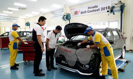 Honda Skill Contest 2018