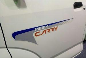 Suzuki Mega Carry Terbaru
