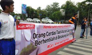 Kampanye Berkendara Aman