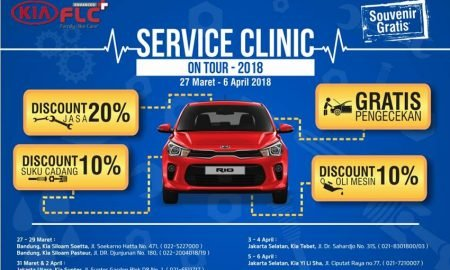 Kia Service Clinic On Tour 2018