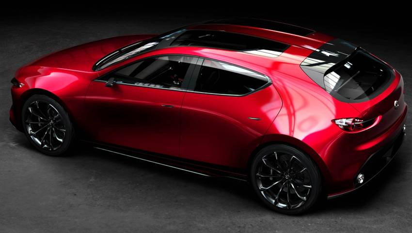 Mazda 3 Generasi Terbaru