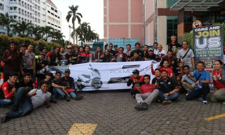 PCX Meet's Up