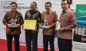 Representative Office Pertamina Lubricants di Sydney