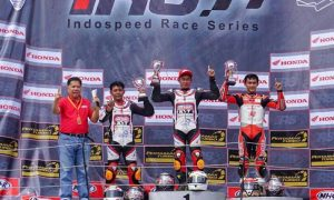Seri I Indospeed Race Series 2018