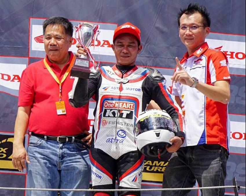Seri I Indospeed Race Series 2018