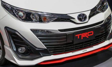 Toyota Vios TRD