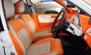 Cara merubah interior mobil