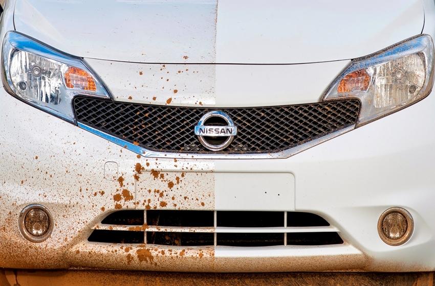 merawat mobil setelah traveling dapat dilakukan dengan membersihkan eksteriornya
