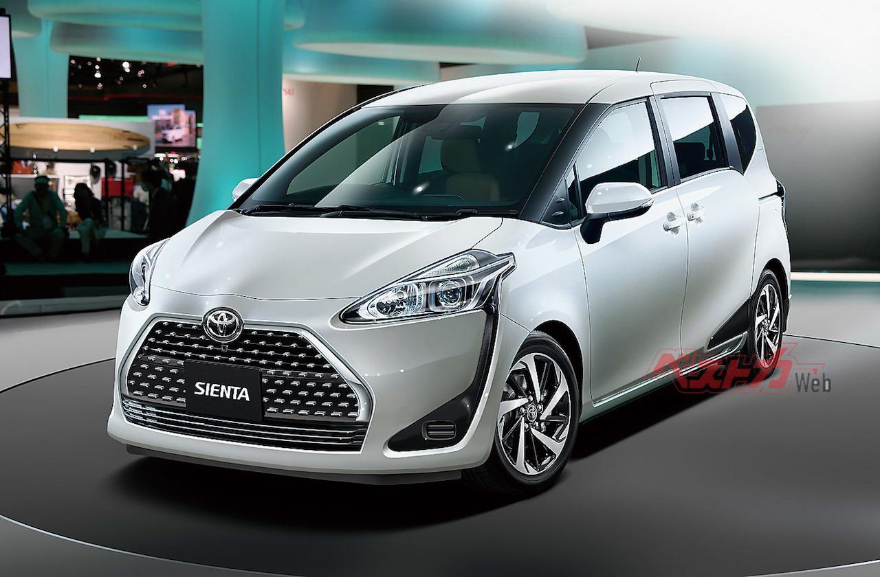 Toyota Sienta Rendering Lebih Segar Dan Menggoda Autosid