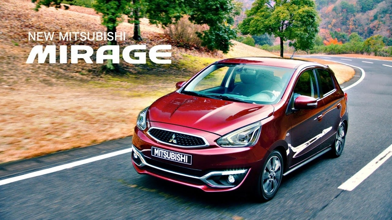 2019 Mitsubishi Mirage Hatchback Review Redesign 1280 X 720 Autosid