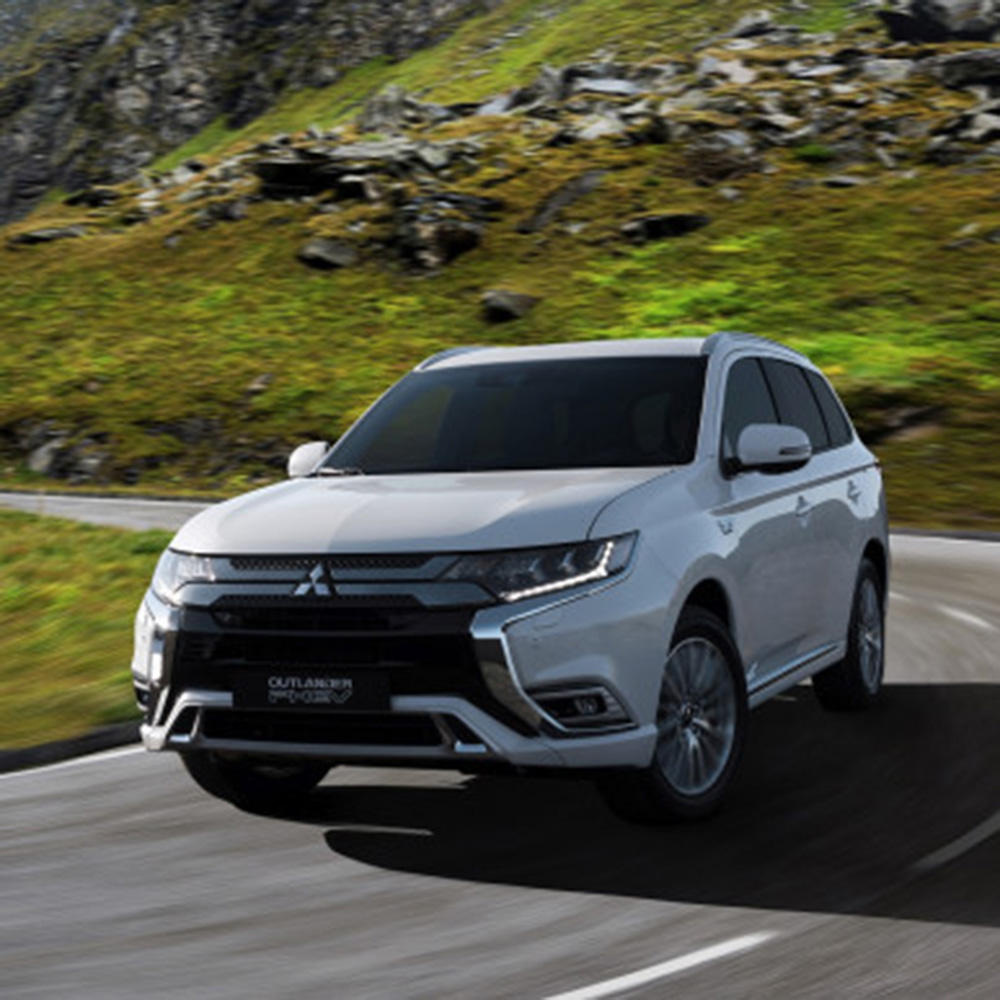 Generasi Terbaru Mitsubishi Outlander Segera Tiba Di Indonesia