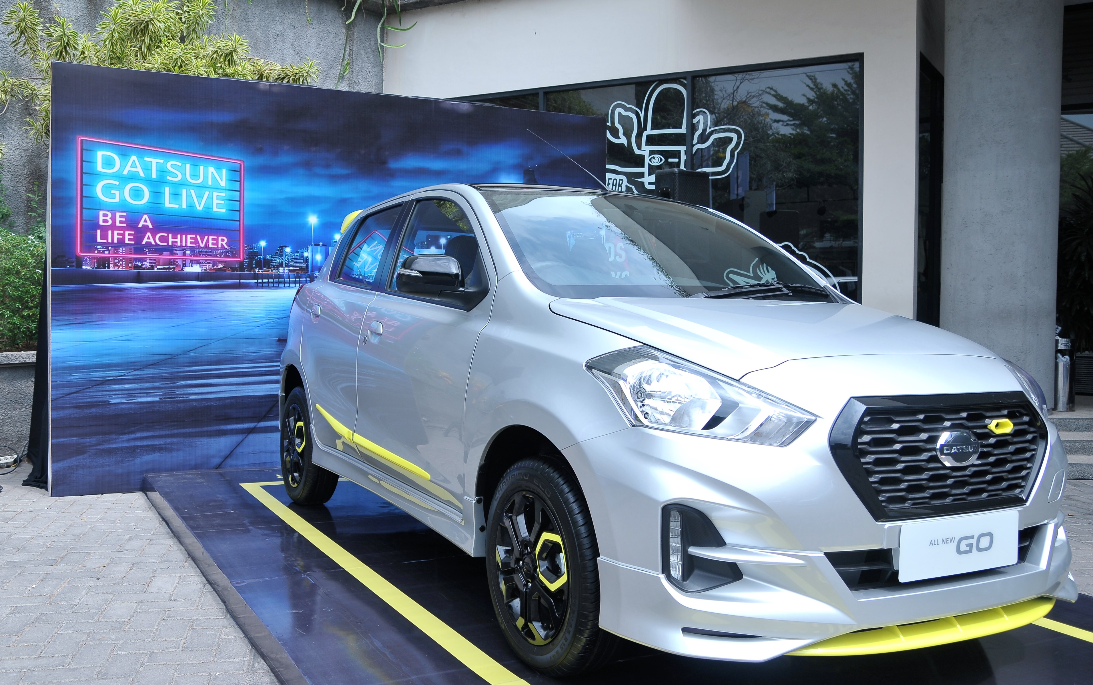 Modifikasi Interior Mobil Datsun 2019 Galamodif