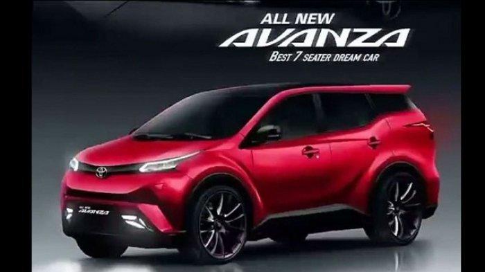 Toyota Avanza Baru Dipastikan Meluncur di Awal 2019 - Autos.id