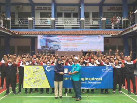 Program FUSO Belajar dan Menginspirasi Berlanjut ke Bekasi ...