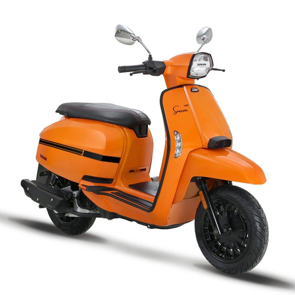 Foto-2-Lambretta-V125-Special—Orange-Super-Gloss