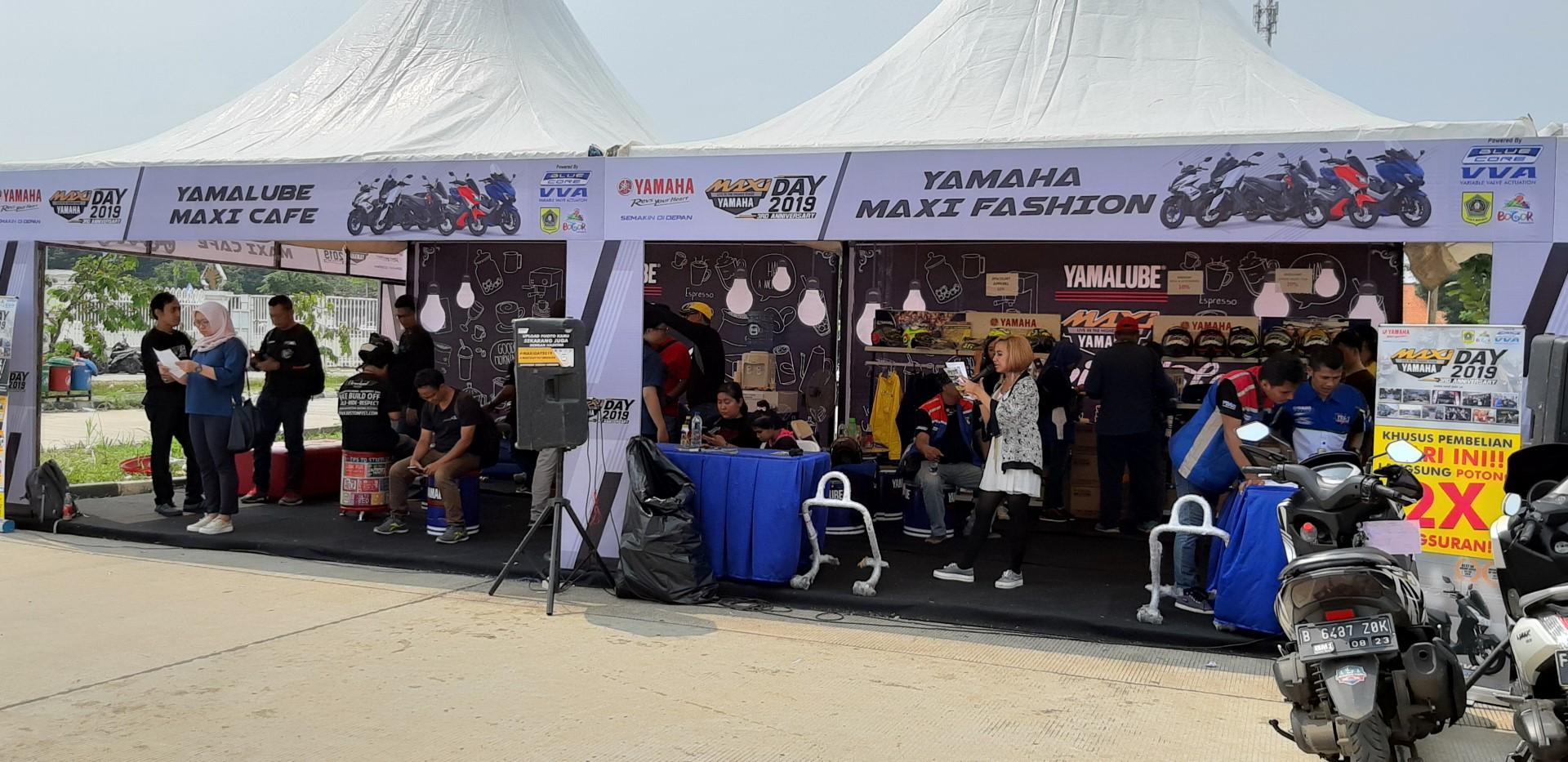 MAXI Yamaha Day di Stadion Pakansari Cibinong (6)