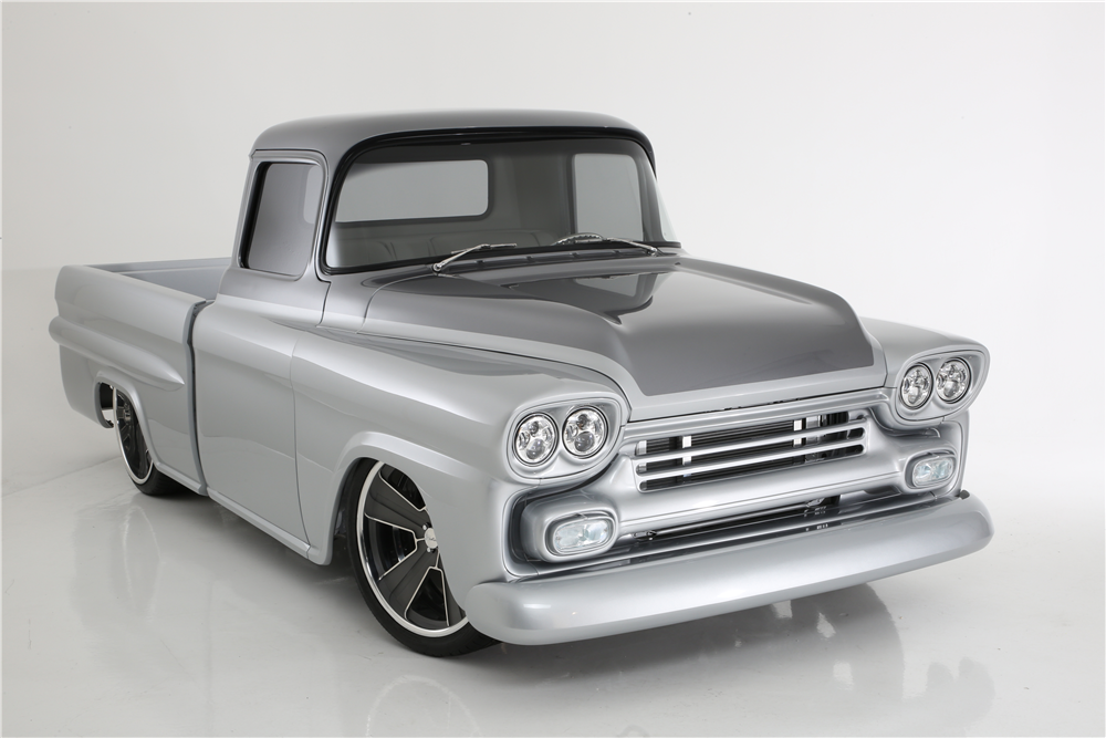 3_1958 Chevrolet 3100 Custom Pickup