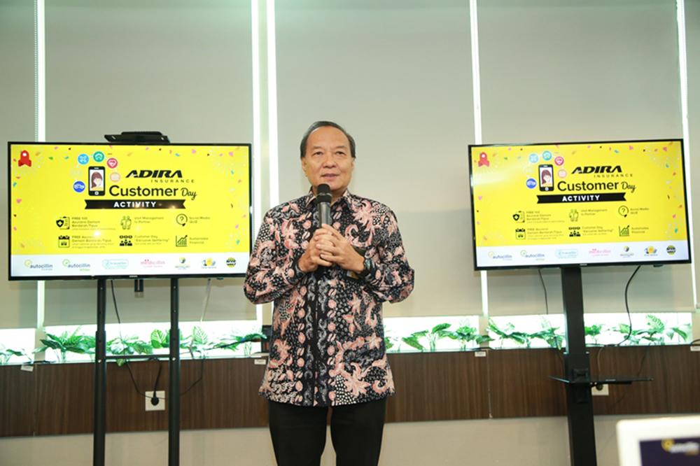 Julian Noor – Chief Executive Officer Adira Insurance