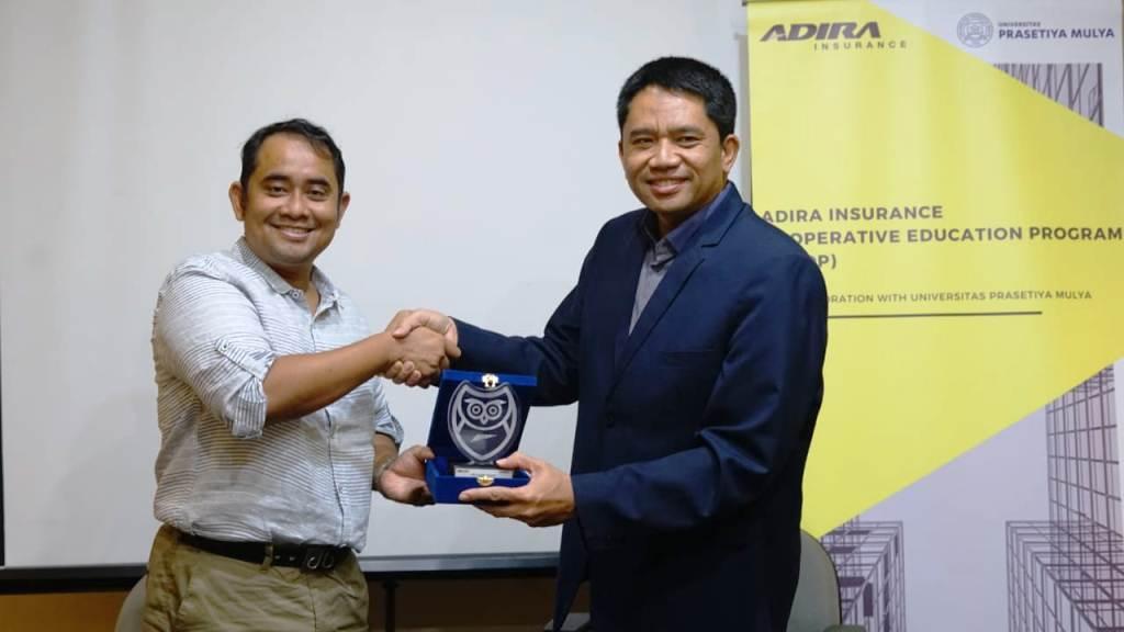 Gulirkan AICOP, Adira Insurance Gandeng Universitas Prasetiya Mulya – photo 3